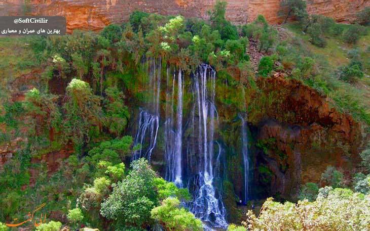 آبشار شوی - دزول