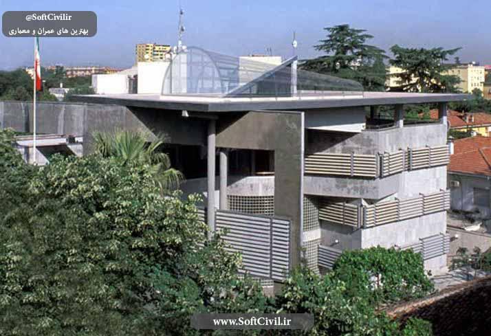دانلود پاورپوینت آشنایی با مفهوم سفارت و طراحی سفارت
