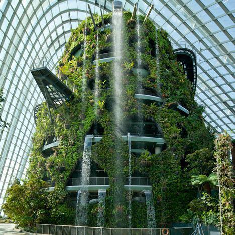 ساختمان سال جهان فستیوال معماری جهان سنگاپور